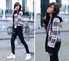 Get this look: http://lb.nu/look/6739178  More looks by Lucy De B.: http://lb.nu/lovelybylucy  Items in this look:  Hoodie