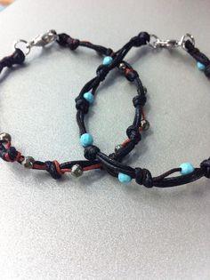 #precious #pagrati #handmade #jewellery #crystals #gemstones #pyrite #turquoise #bracelets