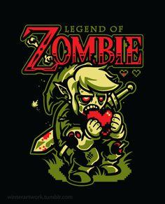I Love Geek Shirts: Peach Diner, Invasor Zim, zelda