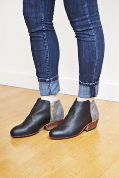 Dos Tonos Ankle Boot