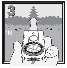 Wilderness Survival Skills Training – How to Use a Compass Repinned by www.motherearthproducts.com
