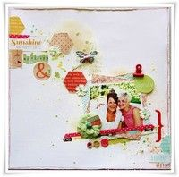 A Project by Mettek from our Scrapbooking Gallery originally submitted 06/24/13 at 01:49 PM