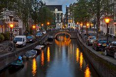 Summer Night, Amsterdam, The Netherlands -  CHECK!