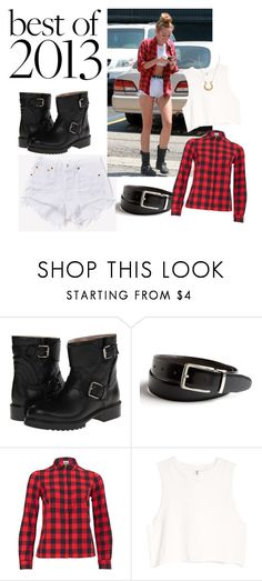 """""""Miley Cyrus street look"""" by annefoster99 ❤ liked on Polyvore featuring Cyrus, Marc Jacobs, Nautica, Vero Moda, H&M, Rose Pierre, StreetStyle, contest and bestof2013"""