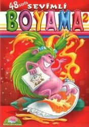 Sevimli Boyama 2 2 5 Tl Boyama Kitaplari Kitap Cocuk Kitaplari