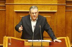 En Arxikos Politis: Κουτσούμπας για εξοπλιστικά: Στήνεται πάρτι δισεκα...