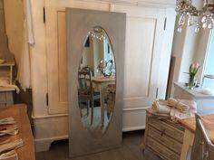 Vintage Spiegel - schöner antiker Spiegel im Shabby-Stil - ein Designerstück von RomAntik-andrea bei DaWanda