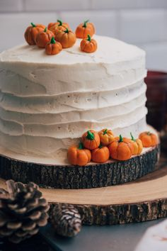 Recipe: Zoe's Autumn Showstopper Cake