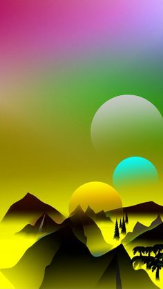 Colourful Wallpaper Iphone, Galaxy Phone Wallpaper, Flower Iphone Wallpaper, Iphone Wallpaper Video, Phone Wallpaper Design, Abstract Iphone Wallpaper, View Wallpaper, Graphic Wallpaper, Sunset Wallpaper