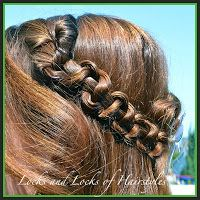 Locks and Locks of Hairstyles: Quick and Easy Video Tutorials: Braids
