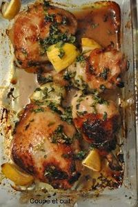 The Big Diabetes Lie- Recipes-Diet - Poulet au citron, à lail et au miel épicé - Doctors at the International Council for Truth in Medicine are revealing the truth about diabetes that has been suppressed for over 21 years. Fast Healthy Meals, Healthy Dinner Recipes, Easy Meals, Meat Recipes, Chicken Recipes, Cooking Recipes, Easy Diner, Frango Chicken, Caprese Salat