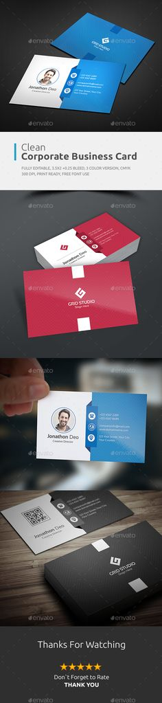 Business Card Template PSD. Download here: http://graphicriver.net/item/business-card/15834467?ref=ksioks