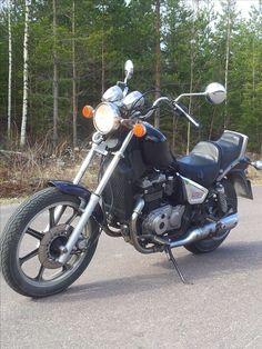 Kawasaki 454 LTD