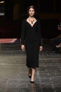 Dolce & Gabbana Alta Moda Haute couture Spring/Summer 2016 25