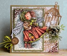 Коледен ангел | Vili's Art | Bloglovin'