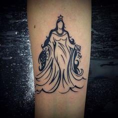 tatuagem iemanja on Instagram