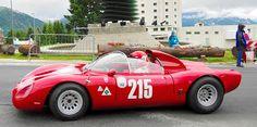 Social NetWall - Alfa Romeo trionfa alla Cesana-Sestriere Experience Memorial Gino Macaluso