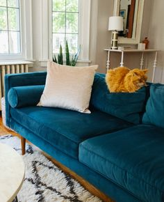 A 1920s Craftsman House Gets A Mid-Century Look on the west elm blog!