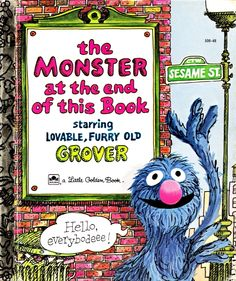 My favorite book as a child.....my dad would read it to me all the time.