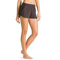 Shimmy Short - Simply awesome and retro, this pull-on Featherweight Stretch™ short makes a great gym or yoga companion.