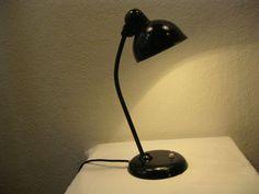 DONE :)  Original Kaiser Idell Lampe Christian Dell Bauhaus Modell 6556 | eBay