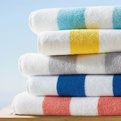 Frontgate Maintenance Page Egyptian Cotton Towels, Turkish Towels, Pool Towels, Bath Towels, Beach Pool, Beach Cabana, Bold Stripes, Towel Set, Benzoyl Peroxide