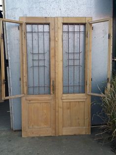 'Cherche' Bonne pair of doors | - The Cowshed