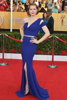 Amy Adams in Antonio Berardi - 2014 SAG Awards