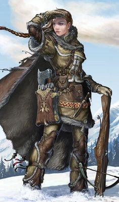 New fantasy art warrior women ranger ideas Fantasy Warrior, 3d Fantasy, Medieval Fantasy, Fantasy Artwork, Fantasy Queen, Final Fantasy, Inspiration Drawing, Fantasy Inspiration, Character Inspiration