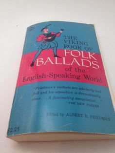 The Viking Book of Folk Ballads of the English Speaking World