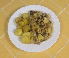 Zuurkool met ananas, rozijnen en cashewnoten | www.Alternatief-Idee.net