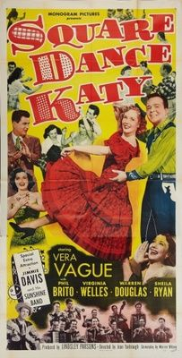 Square Dance Katy, movie poster