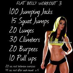 Circuit Training Workouts, Running Workouts, Flat Belly Workout, Detox Week, Week Diet, Short Workouts, Easy Workouts, Monday Workout, Gymnastics Stuff