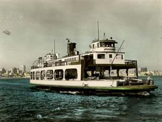The old San Diego Coronado Ferry. 1960. Before the bridge, this is how you crossed the San Diego Bay to Coronado. It was fun!!