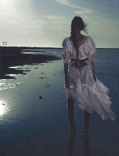 Daria Werbowy by Mert & Marcus for POP FW 2003