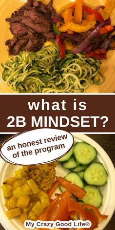 2B Mindset is a healthy lifestyle  and weight loss program. It takes a different approach to food than what fad diets have been telling us for years. With the 2B Mindset, you can lose weight while still enjoying your favorite foods. The end goal is to lose weight and be healthier, right?  #beachbody #2bmindset #21dayfix #weightloss #healthy #review