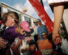 INDONESIA. Bali. Kuta. 1993