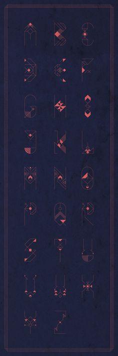 Typography & Graphic Design by Jacopo Severitano