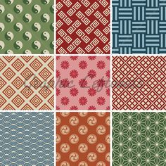 traditional Japanese patterns - Google Search