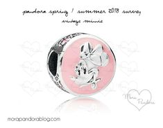 Pandora Jewelry OFF! Pandora Charms Disney, Pandora Bracelet Charms, Pandora Jewelry, Charm Bracelets, Disney Jewelry Collection, Pandora Collection, Mora Pandora, Pink Minnie, Minnie Mouse
