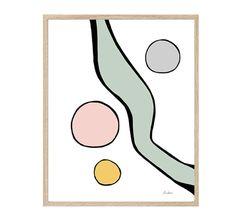 Elina Dahl, print/illustration.