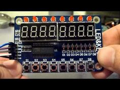 At long last I set out to work on one of my Arduino projects when I realized that I didn't have any 4-digit 7 segment LED display at home. Since it was quite important part of the project I went to…