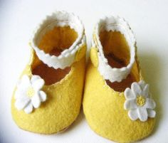 Daisy Baby Girl Baby Shoes