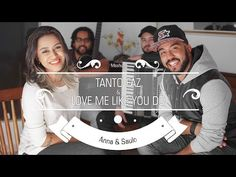 Anna e Saulo (Mashup - Tanto Faz & Love Me Like You Do) - YouTube