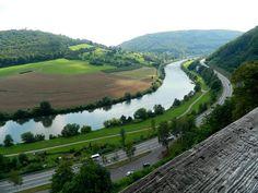 The Neckar River in #Germany