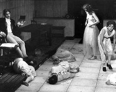 Marat/Sade Aldwych theatre, London, 1964