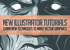 25 Adobe Illustrator Tutorials – Learn New Techniques to Make Vector Graphics #illustratortutorials #vectortutorials #adobetutorials