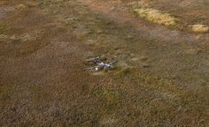 Всего Дитмар Эккель отыскал 15 самолетов, уцелевших во время вынужденной посадки