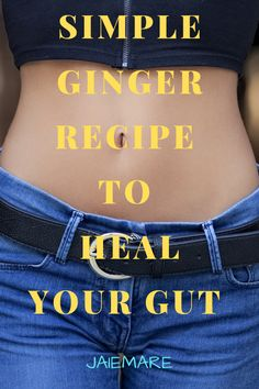 It only takes 5 ingredients to make this wonderful drink to find relief from bloating, indigestion, irritable bowel syndrome, and constipation. Gut health | IBS | inflammation | foods | improve gut health | gut health tips | apple cider  vinegar #guthealth #IBS #leakygut Chronic Migraines, Chronic Pain, Fibromyalgia, Ginger Drink Recipe, Message Therapy, Acupuncture Benefits, Cupping Therapy, Health Heal, Irritable Bowel Syndrome
