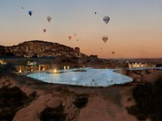 Cappadocia architectural projects, please visit our page to view project details and photos. Parametric Architecture, Classical Architecture, Ecology Design, Religious Rituals, Underground Cities, Early Christian, Cappadocia, Design Strategy, Geology